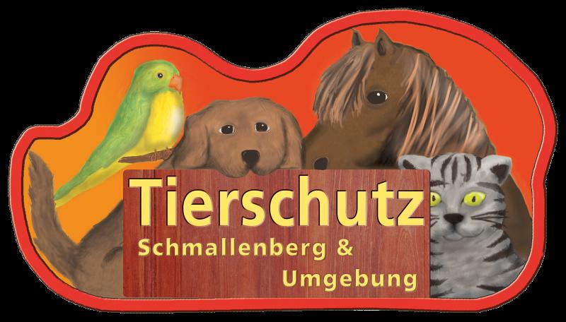 Logo des Tierschutzvereins Schmallenberg und Umgebung